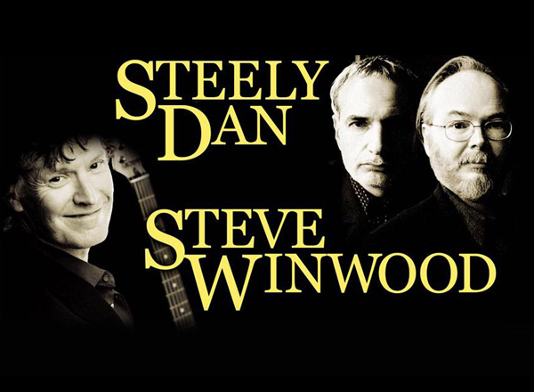 Steely Dan & Steve Winwood at USANA Amphitheater