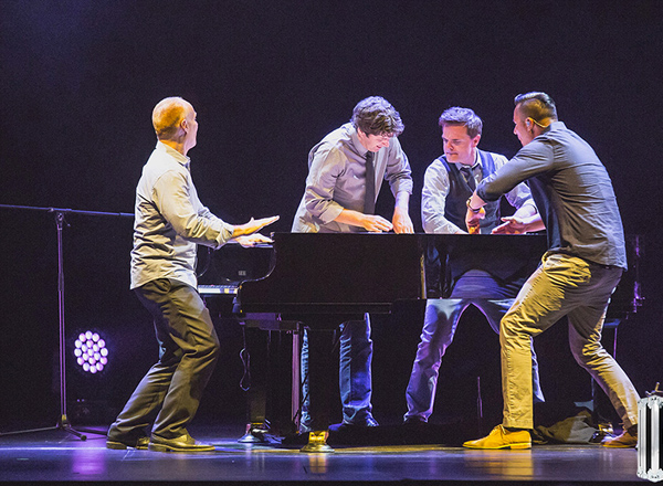 The Piano Guys at USANA Amphitheater
