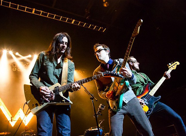 Weezer & Panic! At The Disco at USANA Amphitheater