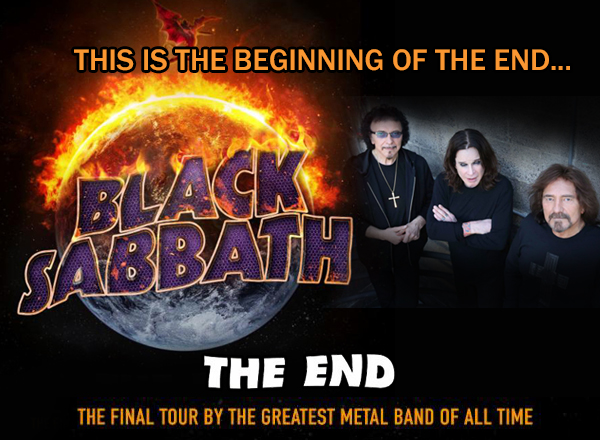 Black Sabbath at USANA Amphitheater