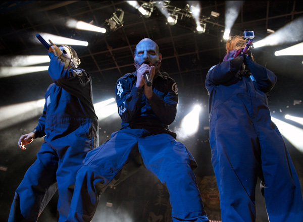 Slipknot, Marilyn Manson & Of Mice and Men at USANA Amphitheater