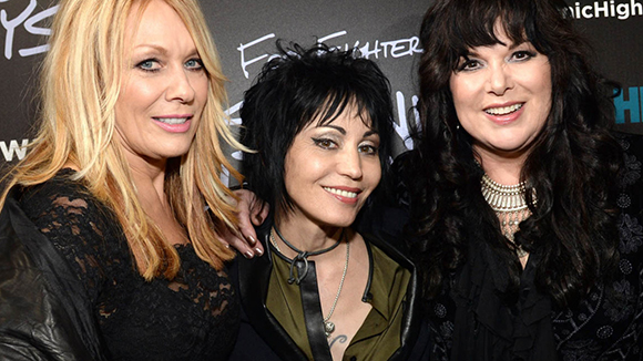 Heart, Joan Jett and The Blackhearts & Cheap Trick at USANA Amphitheater