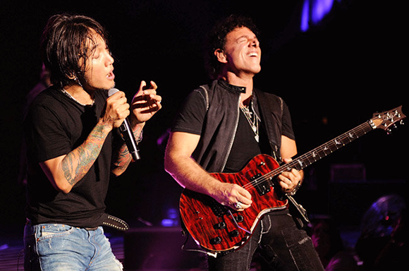 Journey & The Doobie Brothers at USANA Amphitheater