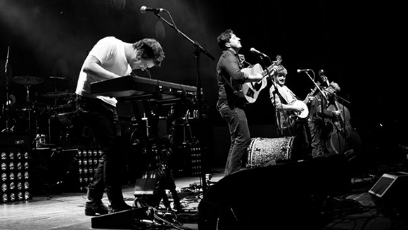 Mumford and Sons & Catfish and The Bottlemen at USANA Amphitheater