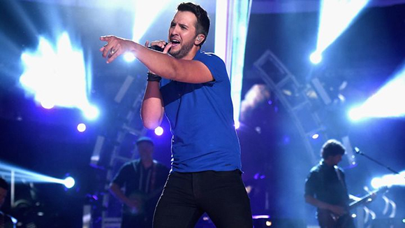 Luke Bryan, Little Big Town & Dustin Lynch at USANA Amphitheater