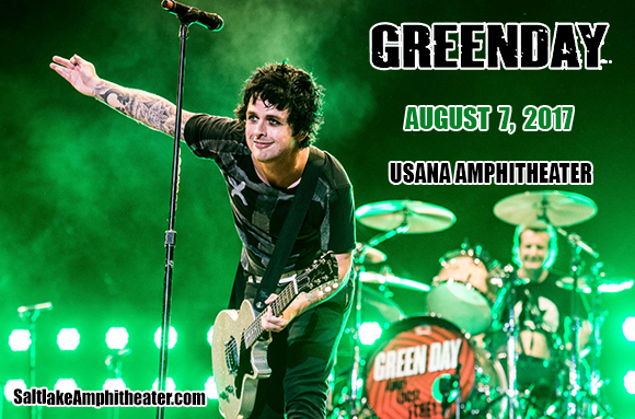 Green Day & Catfish and The Bottlemen at USANA Amphitheater