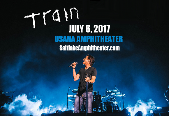 Train, Natasha Bedingfield & O.A.R. at USANA Amphitheater