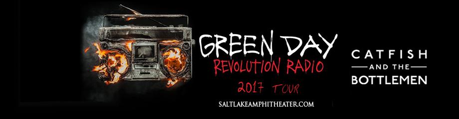 Green Day & Catfish and The Bottlemen at USANA Amphitheater
