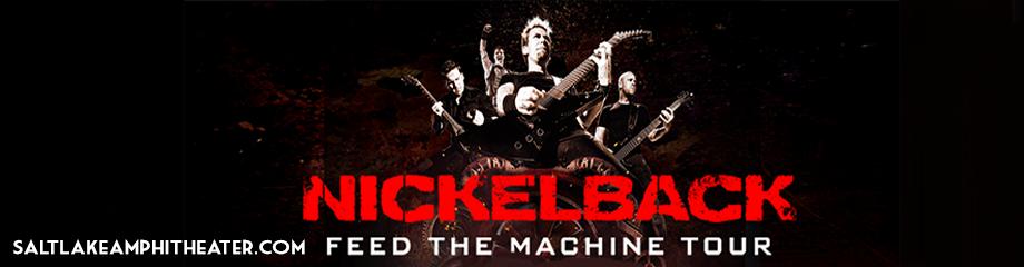 Nickelback & Daughtry at USANA Amphitheater