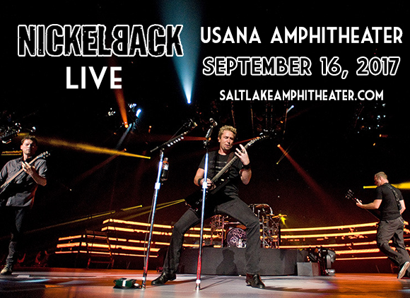 Nickelback & Daughtry at USANA Amphitheater
