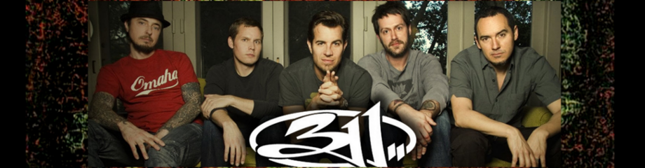 311 & New Politics at USANA Amphitheater