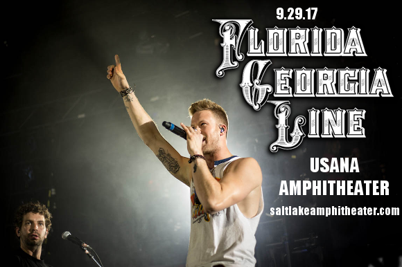 Florida Georgia Line, Nelly & Chris Lane at USANA Amphitheater