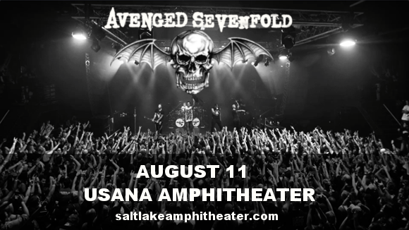 Avenged Sevenfold at USANA Amphitheater