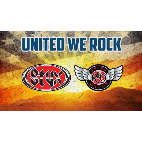 United We Rock Tour: Styx, REO Speedwagon & Don Felder  at USANA Amphitheater