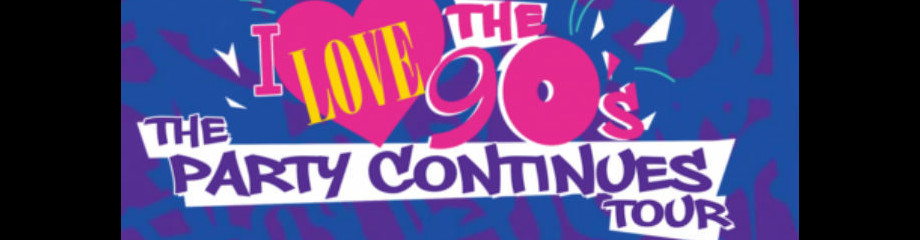 I Love The 90s: Blackstreet, Naughty By Nature, Mark McGrath, Color Me Badd, Coolio, All 4 One & Snap! at USANA Amphitheater