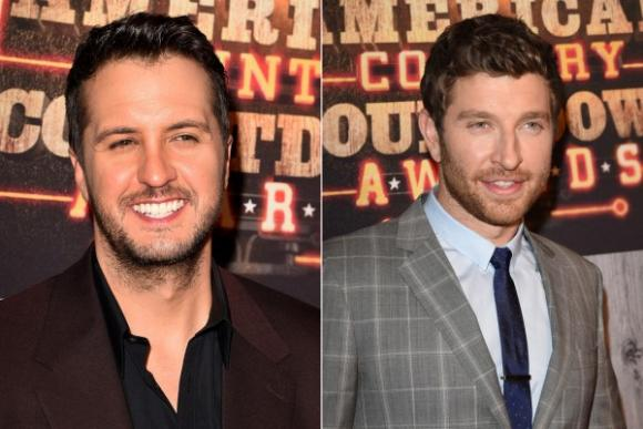 Luke Bryan & Brett Eldredge at USANA Amphitheater