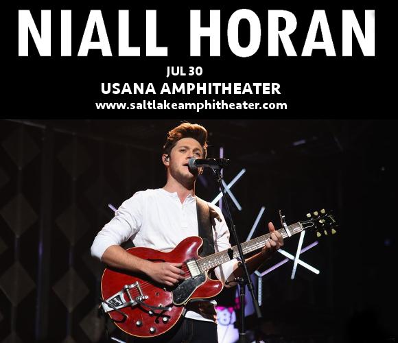 Niall Horan & Maren Morris at USANA Amphitheater