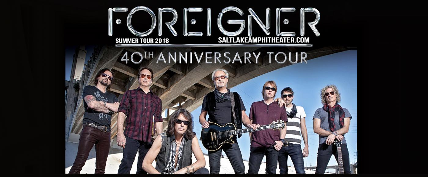 Foreigner & Whitesnake at USANA Amphitheater