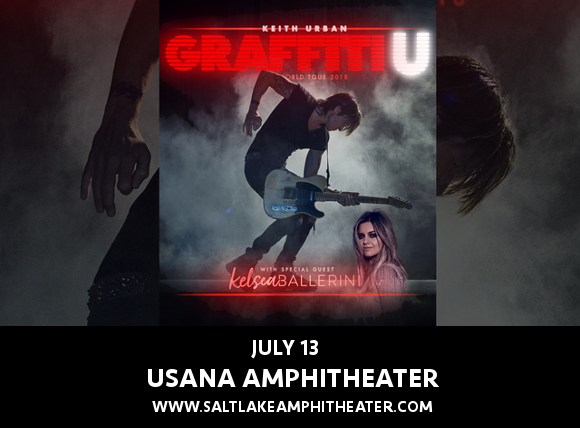 Keith Urban & Kelsea Ballerini at USANA Amphitheater