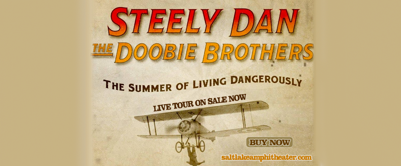 Steely Dan & The Doobie Brothers at USANA Amphitheater