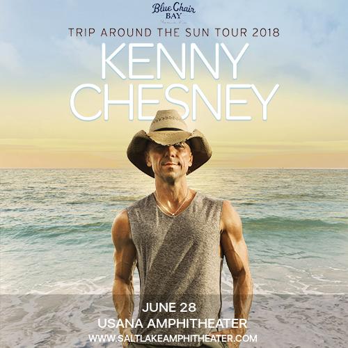 Kenny Chesney & Old Dominion at USANA Amphitheater