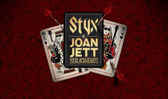 Styx, Joan Jett & The Blackhearts  at USANA Amphitheater