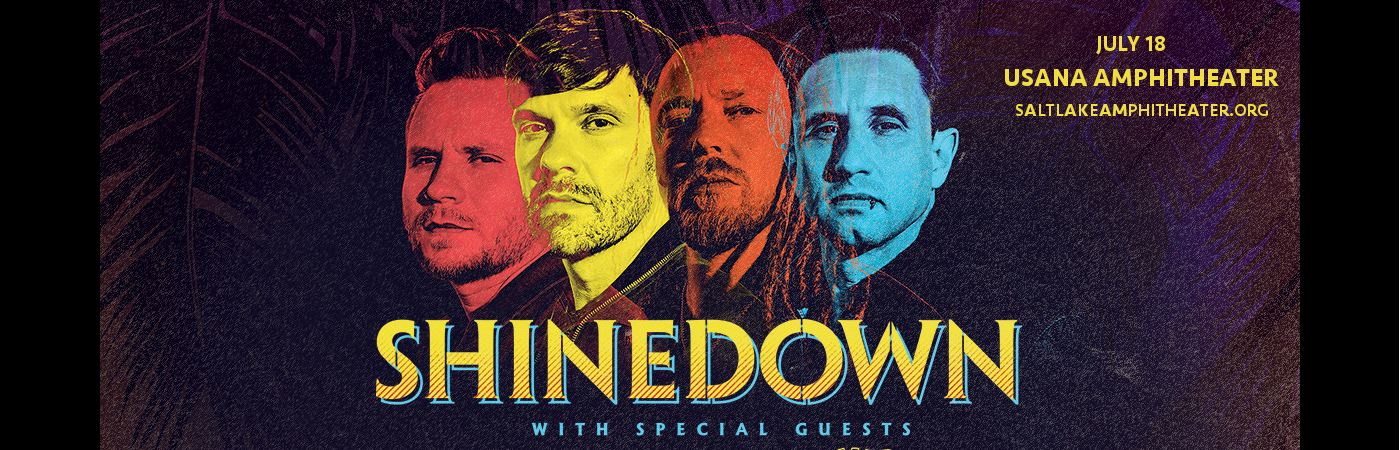 Shinedown at USANA Amphitheater