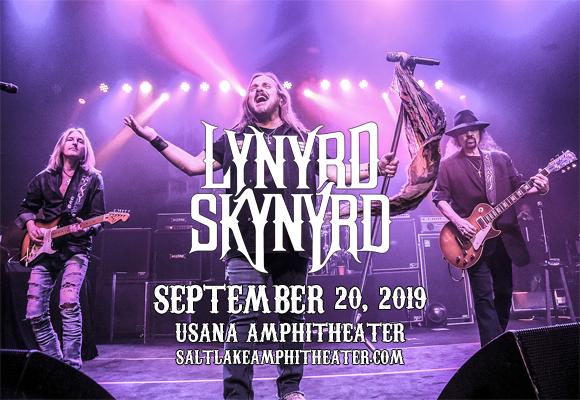 Lynyrd Skynyrd at USANA Amphitheater
