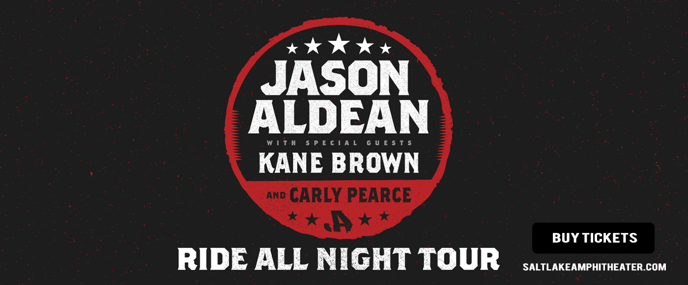 Jason Aldean & Kane Brown at USANA Amphitheater