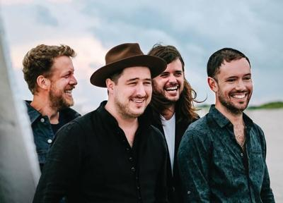 Mumford And Sons & Portugal The Man at USANA Amphitheater