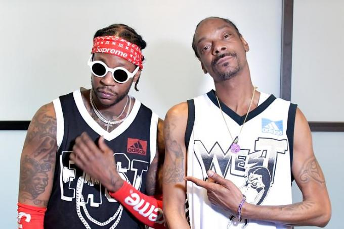 Snoop Dogg & 2 Chainz at USANA Amphitheater