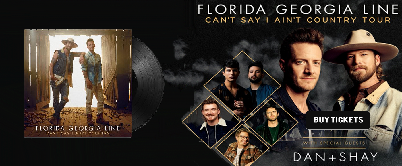 Florida Georgia Line, Dan and Shay & Morgan Wallen at USANA Amphitheater