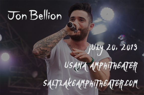 Jon Bellion at USANA Amphitheater