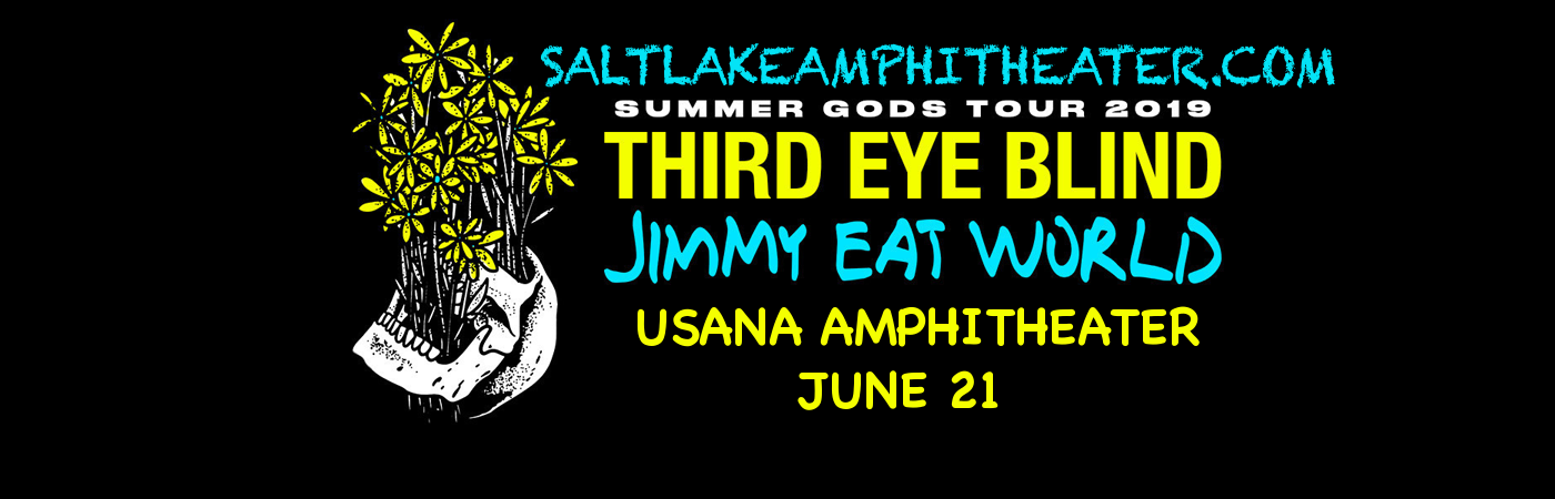 Third Eye Blind & Jimmy Eat World at USANA Amphitheater