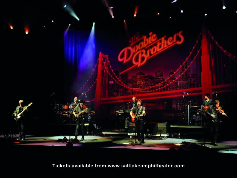 The Doobie Brothers & Michael McDonald at USANA Amphitheater