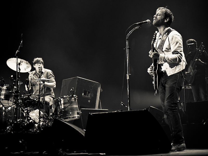 The Black Keys at USANA Amphitheater