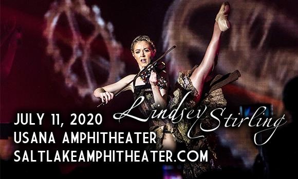 Lindsey Stirling at USANA Amphitheater