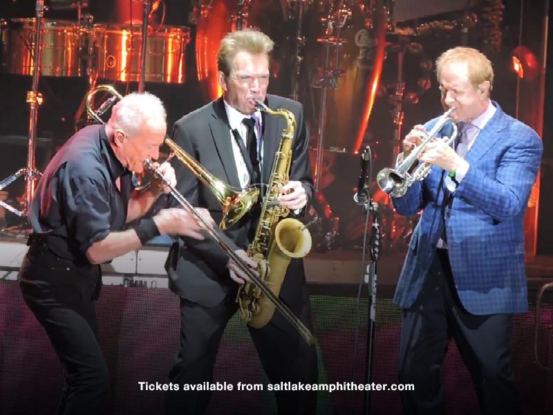 Chicago - The Band & Rick Springfield at USANA Amphitheater