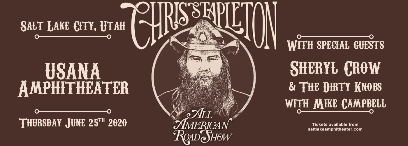 Chris Stapleton at USANA Amphitheater