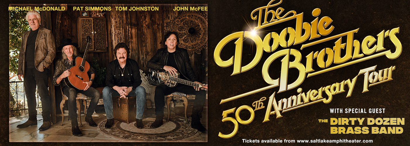 The Doobie Brothers & Michael McDonald at USANA Amphitheater