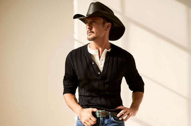 Tim McGraw [CANCELLED] at USANA Amphitheater