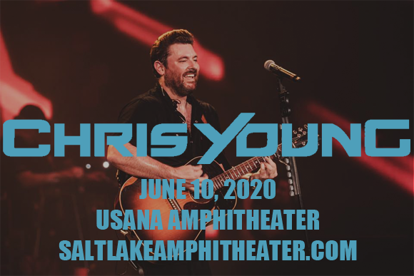 Chris Young, Scotty McCreery & Payton Smith [CANCELLED] at USANA Amphitheater