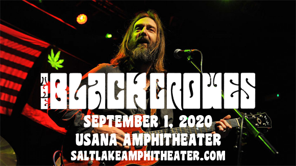 The Black Crowes [CANCELLED] at USANA Amphitheater