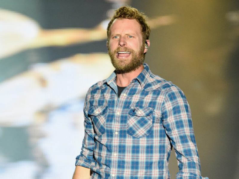 Dierks Bentley: Beers on me tour at USANA Amphitheater