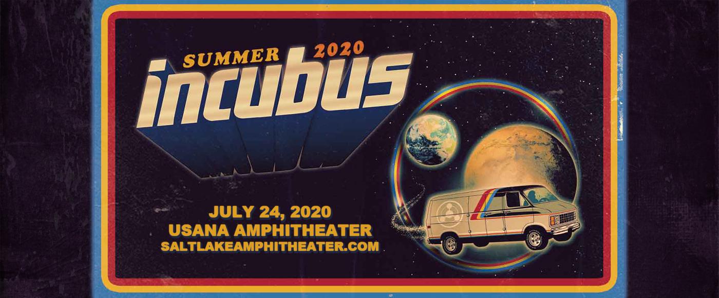 Incubus, 311 & Badflower [CANCELLED] at USANA Amphitheater