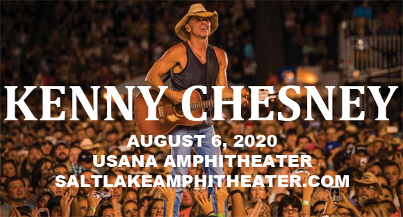 Kenny Chesney [POSTPONED] at USANA Amphitheater