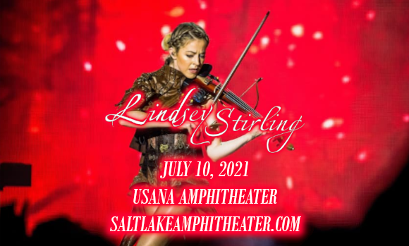 Lindsey Stirling at USANA Amphitheater