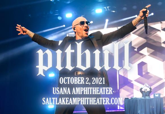 Pitbull at USANA Amphitheater